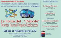 Trasporto Pubblico Locale - Lotto Debole